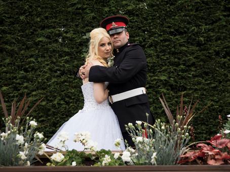 Mr & Mrs Stanley: Elton Hall and Rockingham Forest Best Western