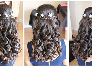 Hairstyle Recommendations for the Summer Bride