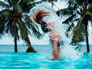 How to Protect your Hair and Skin from Pool Water