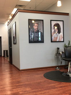 Private Service Room