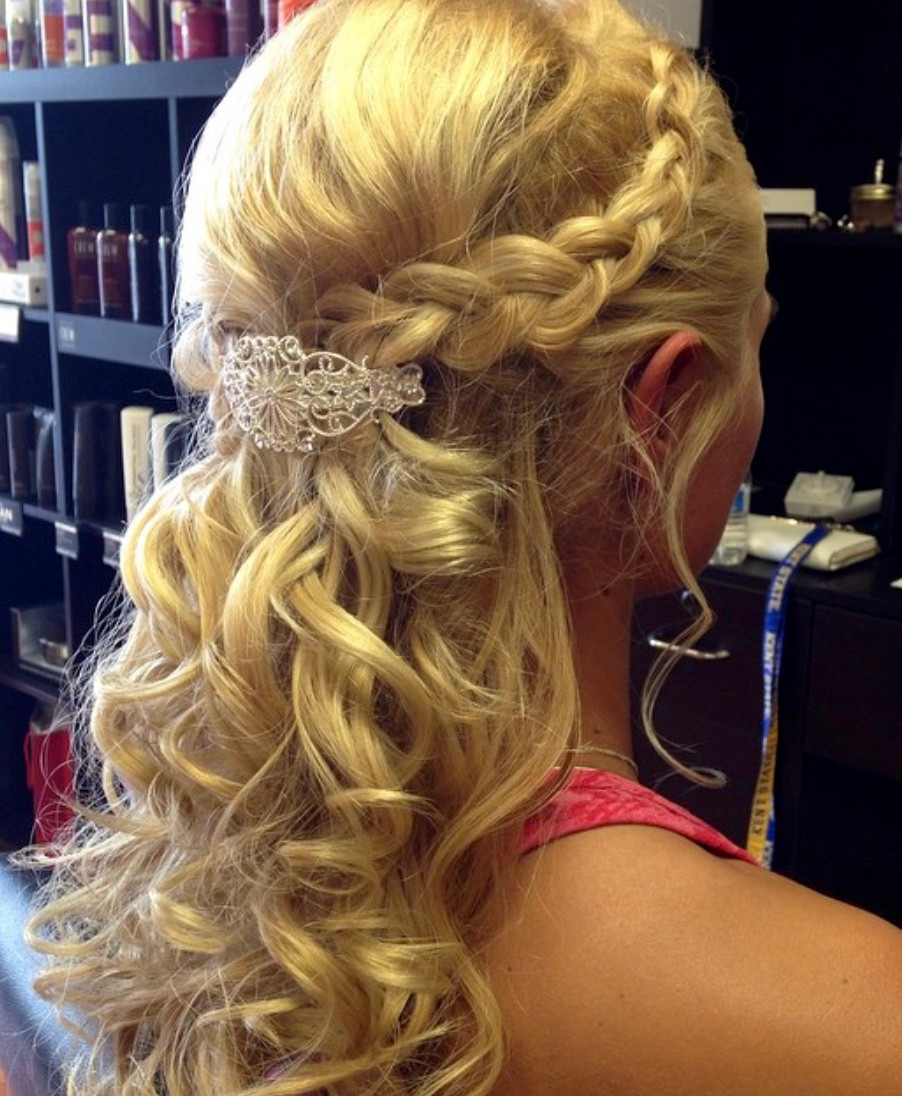 Prom hairstyle ideas for 2018