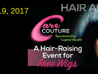 Care Couture Breast Cancer Hair Loss Event