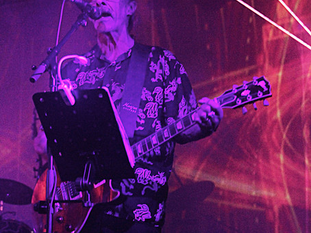 Photo Gallery and Review: Hawkwind at Rock City