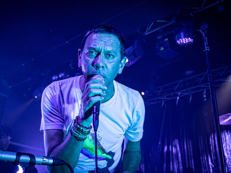 Photo Gallery: Shed Seven at Rock City