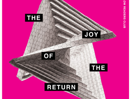The Joy of The Return- THE SLOW READERS CLUB.    ALBUM REVIEW. OUT FRIDAY 20/03/20