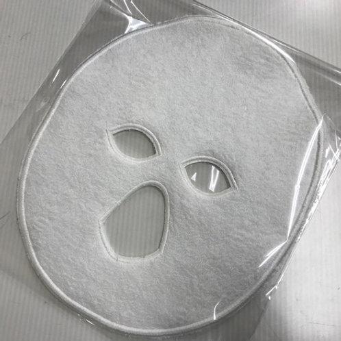 顔リズムパック用タオル(白)