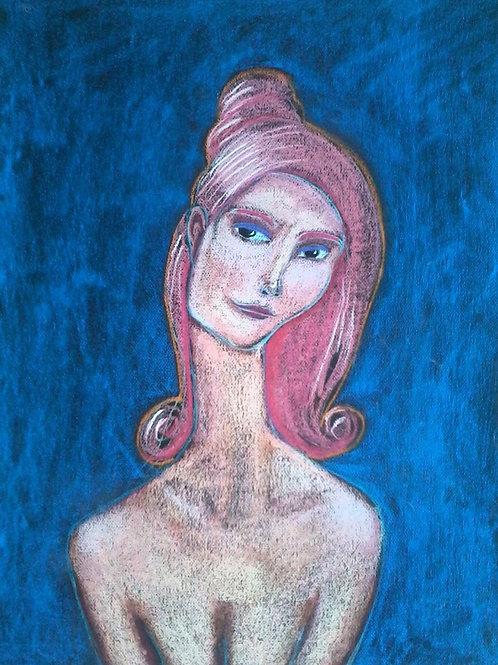 Afrodite III - 64 x 50 cm - por Rafael Ludicanti