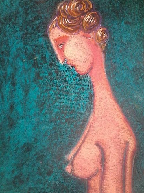 Afrodite I - 64 x 50 cm - por Rafael Ludicanti