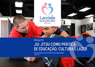Projeto Jiu Jitsu