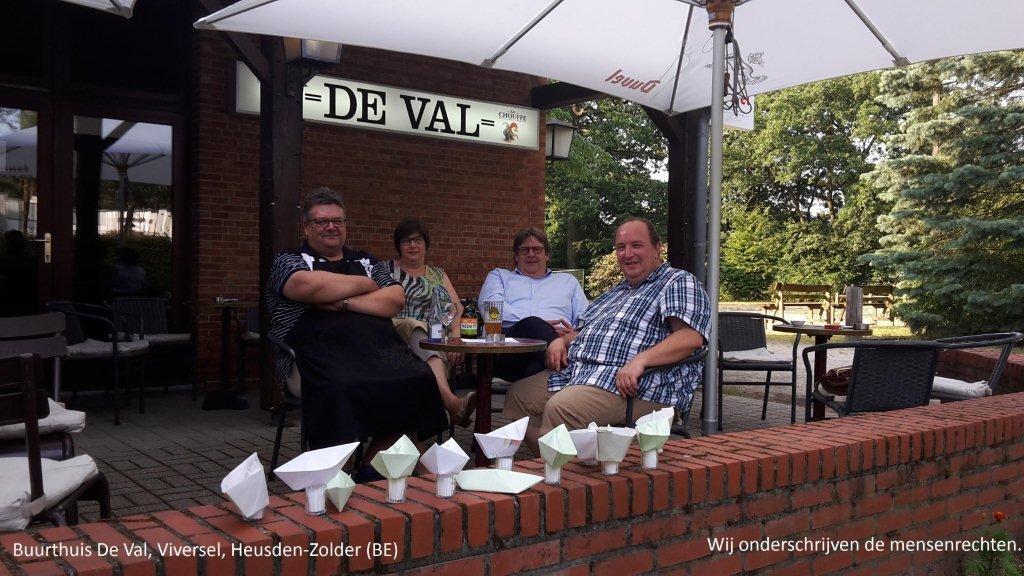 Buurthuis DeVal,Viversel