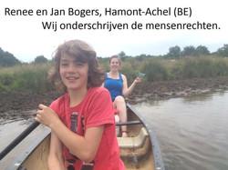 Renee & Jan Bogers, Hamont