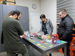 Letterbuffet_Platform integratie_Selimye Moskee feestzaal 1