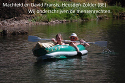 Machteld &David Fransis