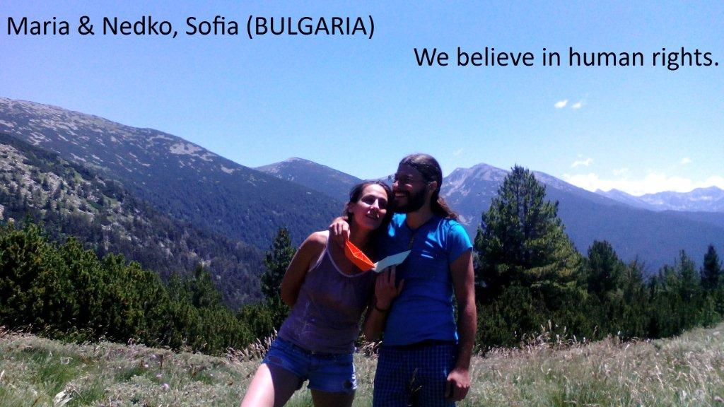 Maria and Nedko- Bulgaria (Sofia)