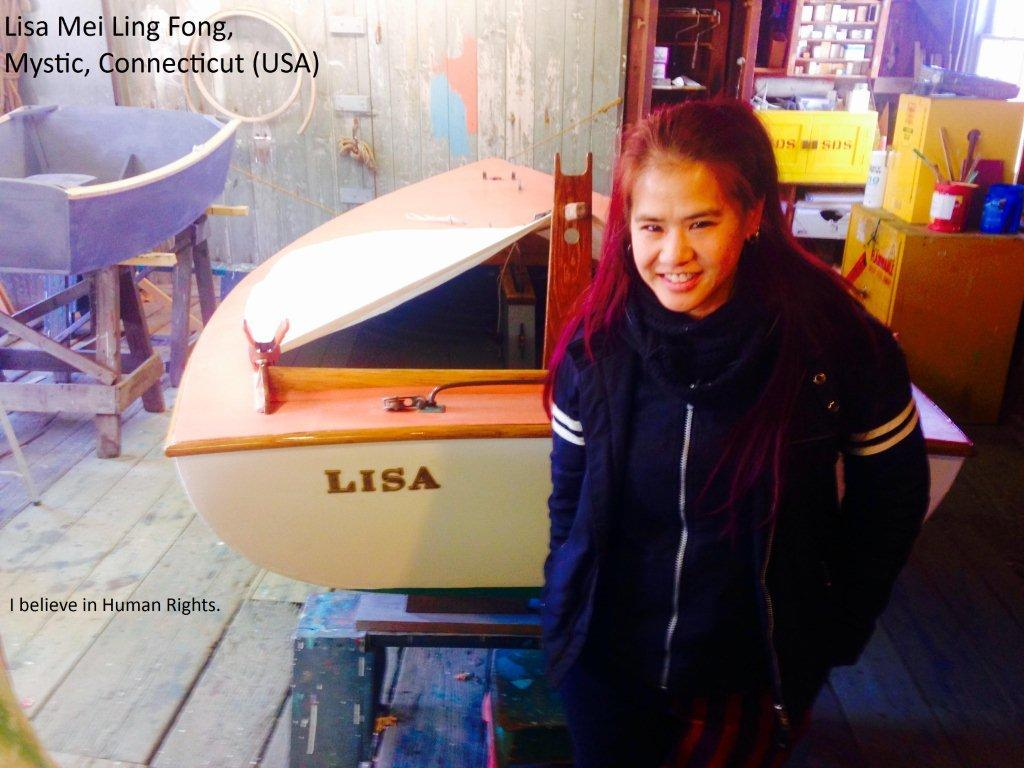 Lisa Mei Ling Fong