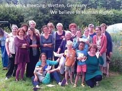 Vrouwenweekend Wetten,Duitsland