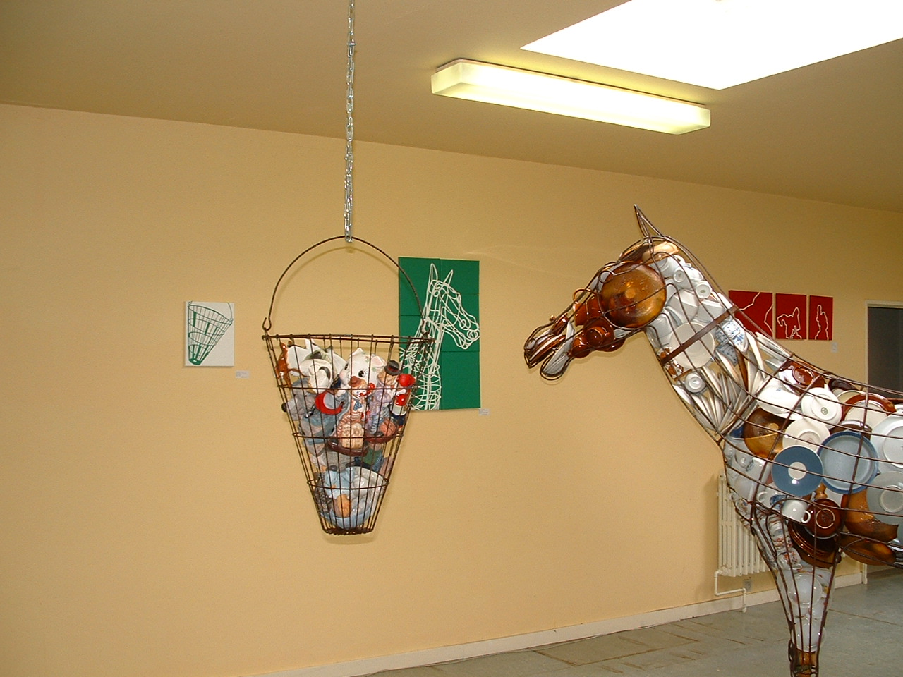 Herwig Nulens_My kingdom for a horse_2008