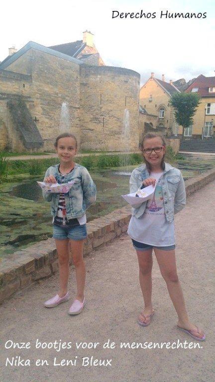 Nika & Leni Bleux