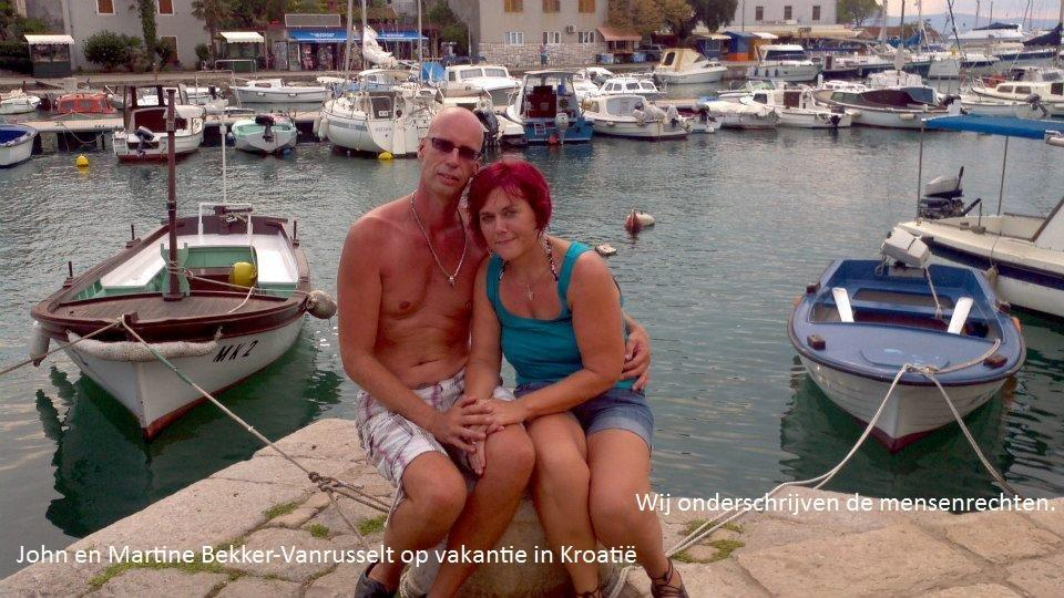 John en Martine Bekker-Vanrusselt