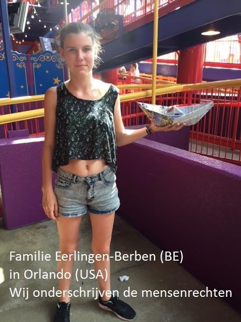 Familie Eerlingen Berben,Orlando