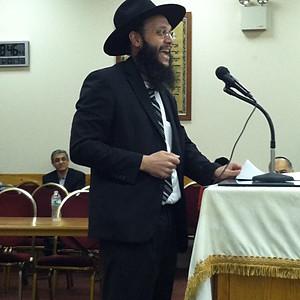 Rabbi Ilan Meirov - All by Heaven