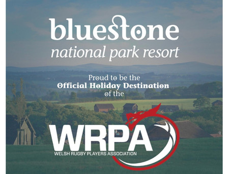 Bluestone Resort join the WRPA as Official Holiday Destination partner!