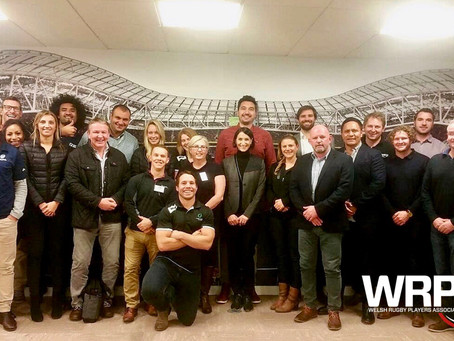 WPRA fly into International Rugby Players Association.