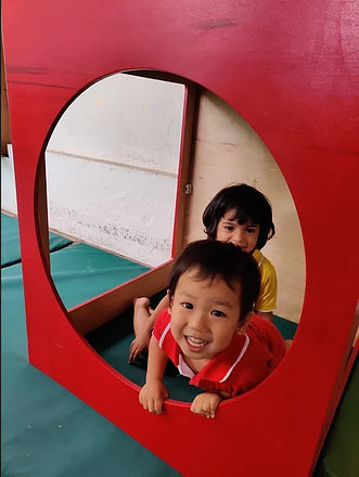 Outdoor Play sessions! Sheer Joy!