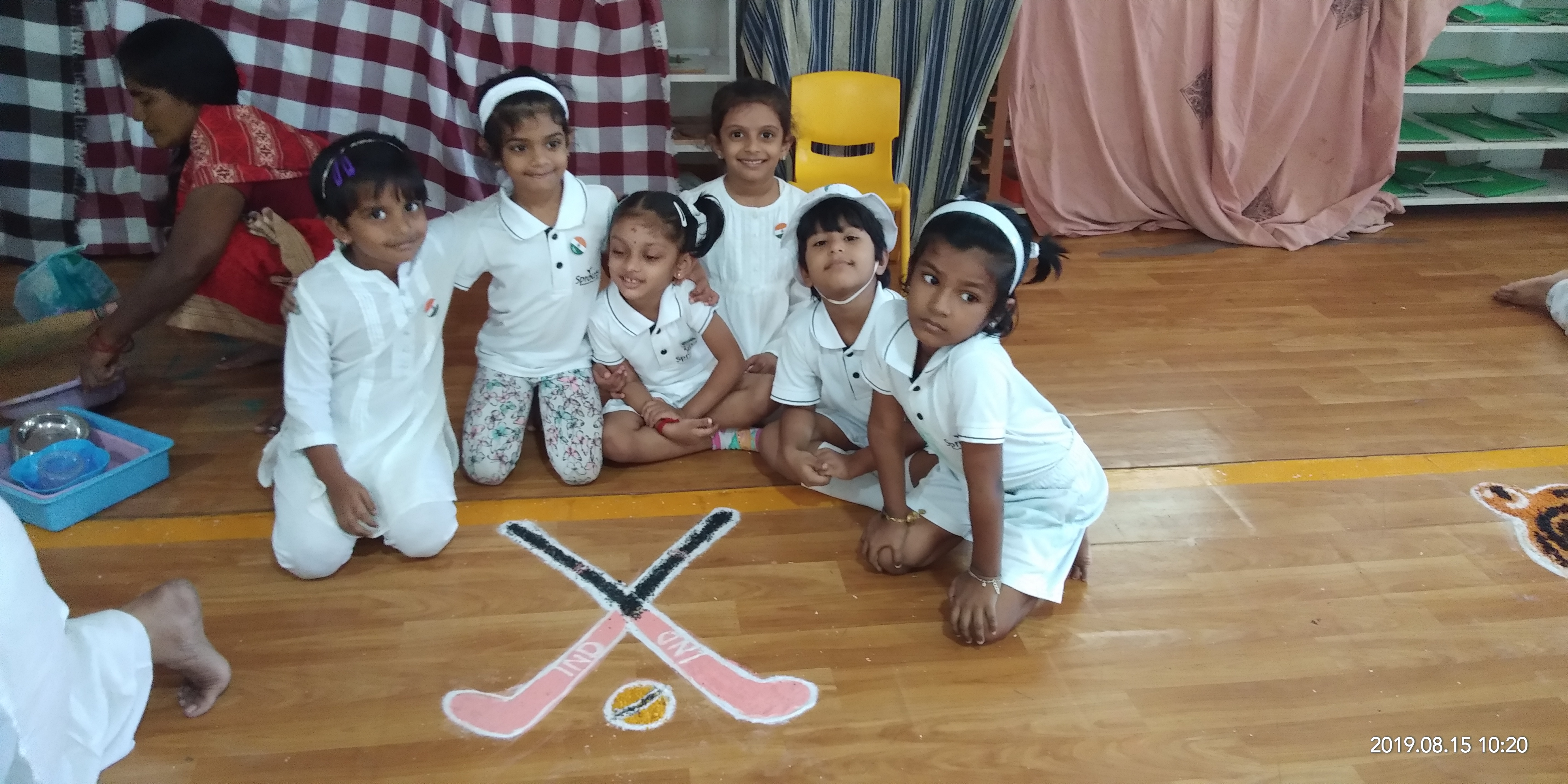 Hockey - the National Sport, illustrated