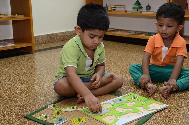 Children presenting to children