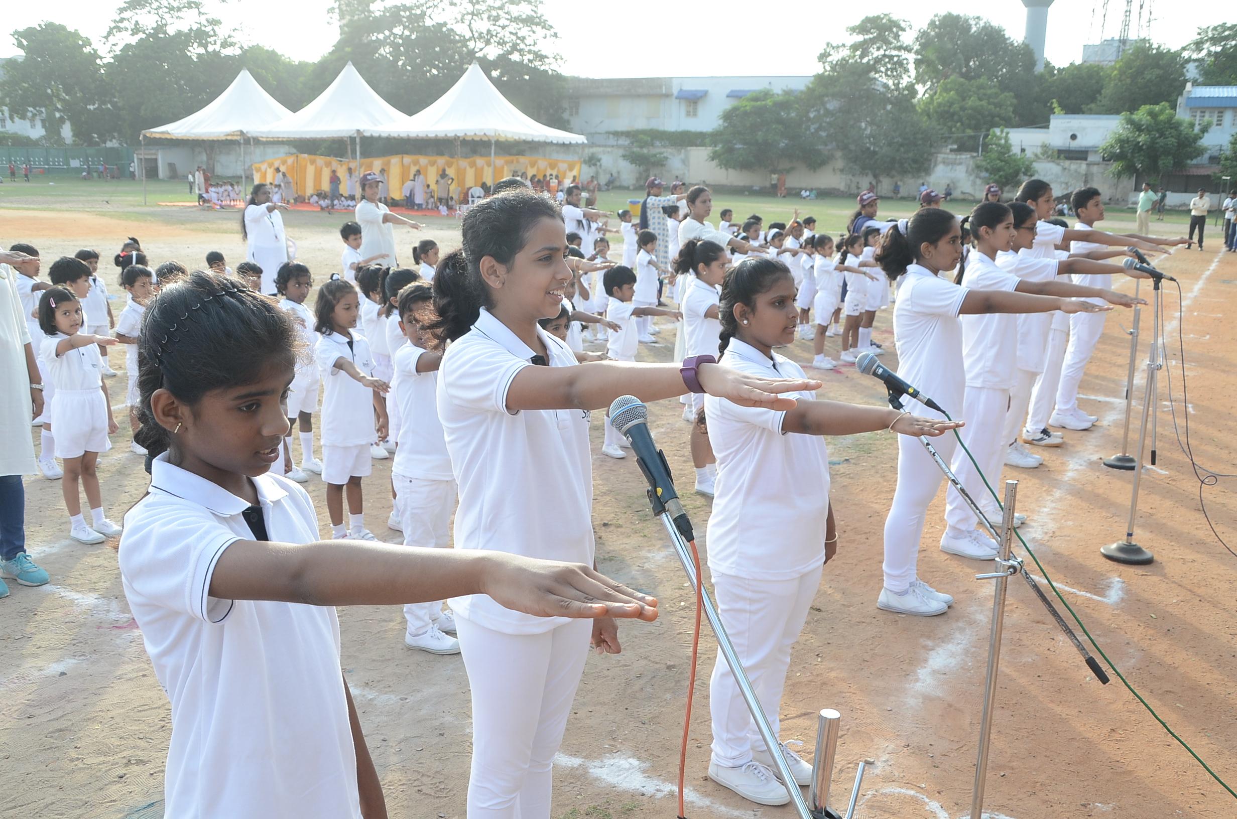 The school Pledge