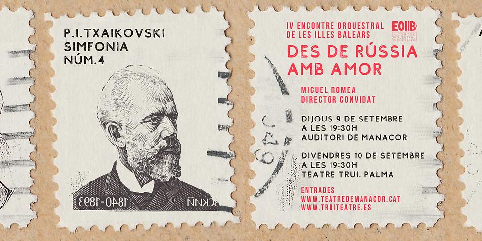 IV ENCONTRE - DES DE RÚSSIA AMB AMOR (2)