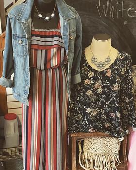 #shoptrc #shoplocal #florals #stripes #s