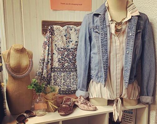 #shoplocal #shoptrc #springthings #vibes