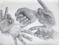 """""""Hand Transparency"""""""