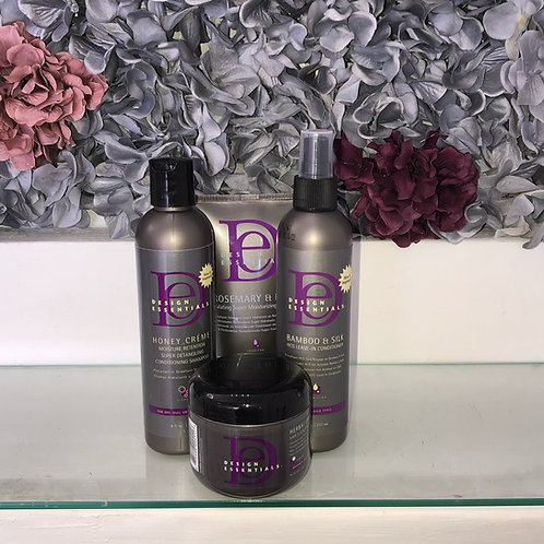 Healthy Hair Care Package (Dry Scalp)