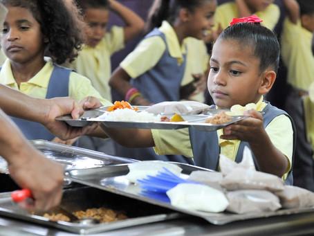 Combatir el hambre, también es esencial