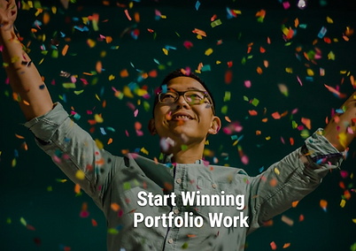 Start Winning Portfolio Work