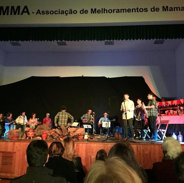 Concerto Ao Zeca Afonso Mamarrosa