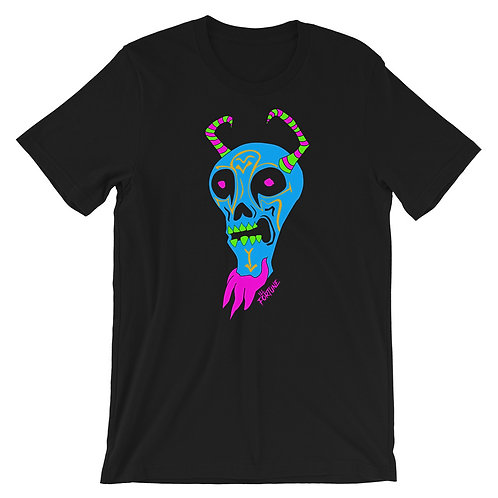 Blue Demon - Short-Sleeve Unisex T-Shirt