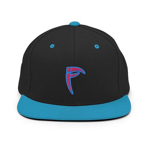 Retro Logo Snapback Hat