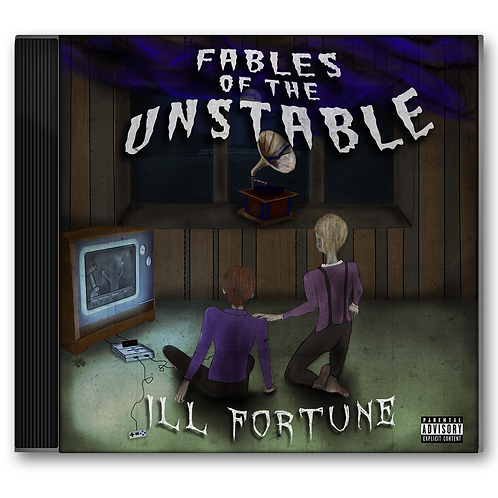 Fables Of The Unstable Hard Copy