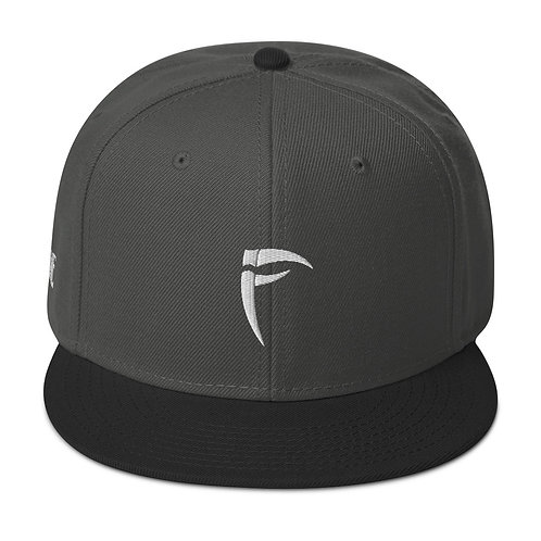 ILL Logo 2 Snapback Hat