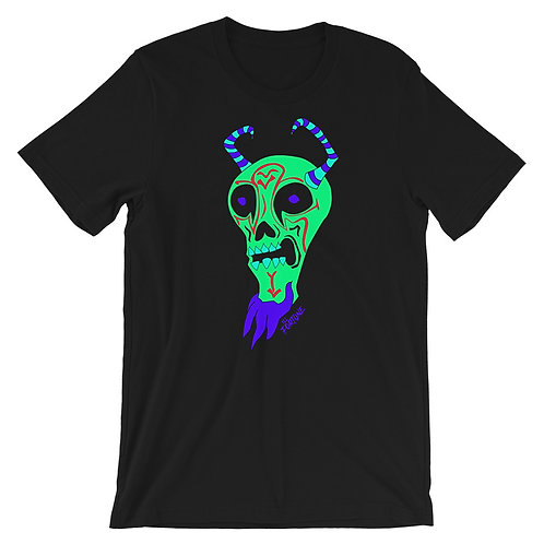 Green Demon - Short-Sleeve Unisex T-Shirt