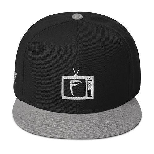 VHS Snapback Hat
