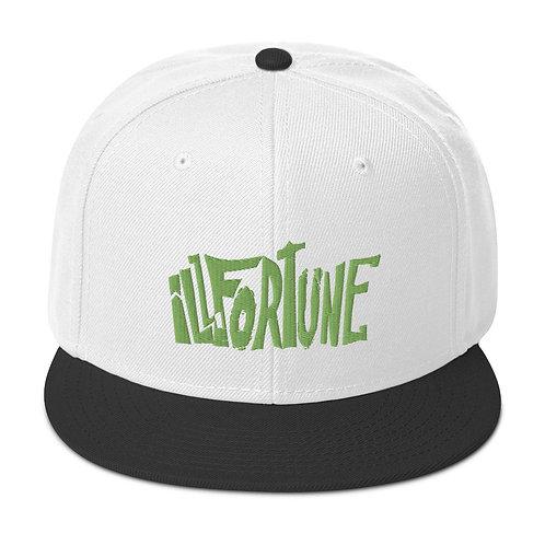 Goon Green Snapback Hat
