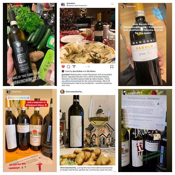 Italian wine lover