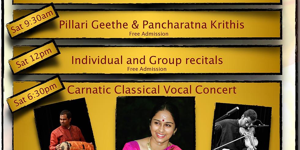 Carnatic Classical Vocal Concert