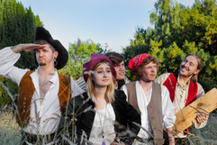 BEWARE OF PIRATES! by Out Of Bounds Theatre