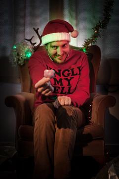 Seven Santas by Jeff Goode